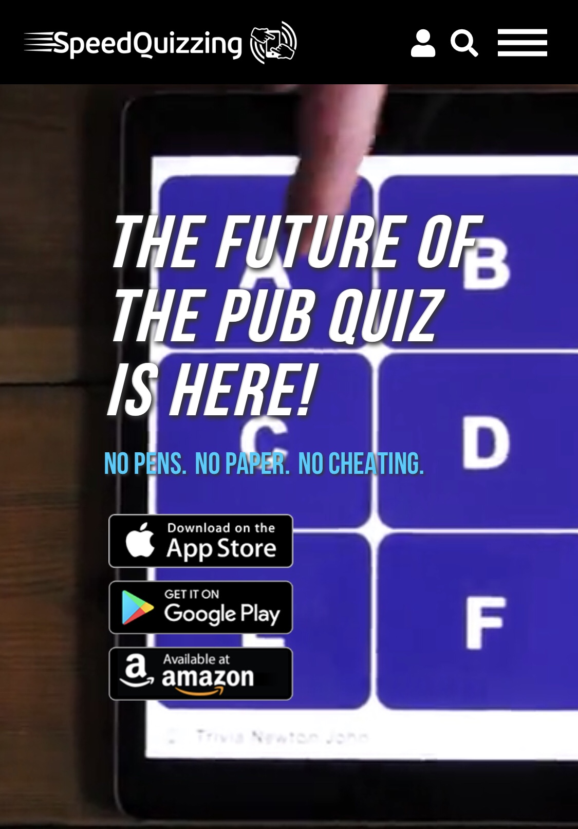 Pub Quizzing has moved on… Thursday's from 8pm