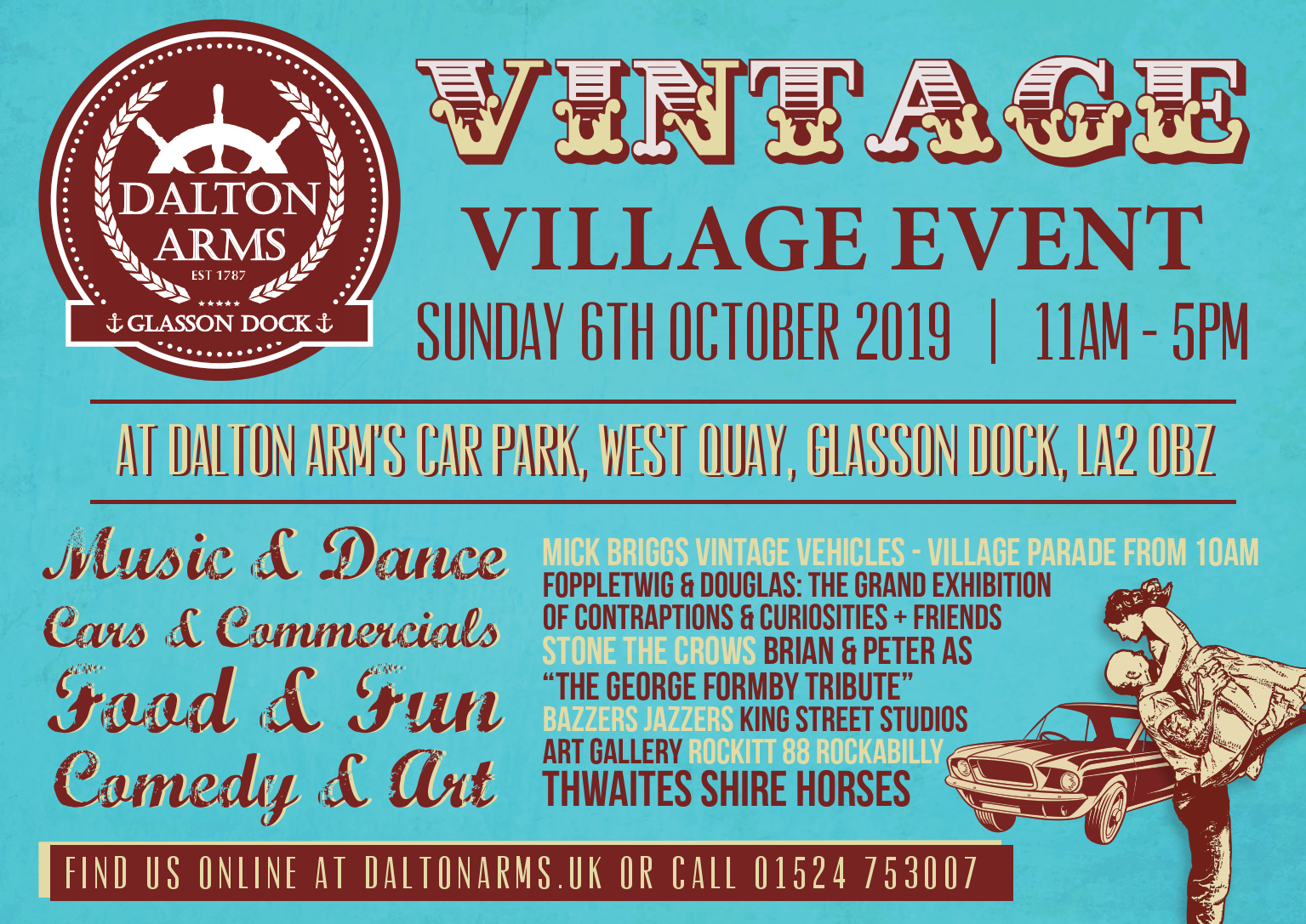 Vintage Village Event 2019 Photos